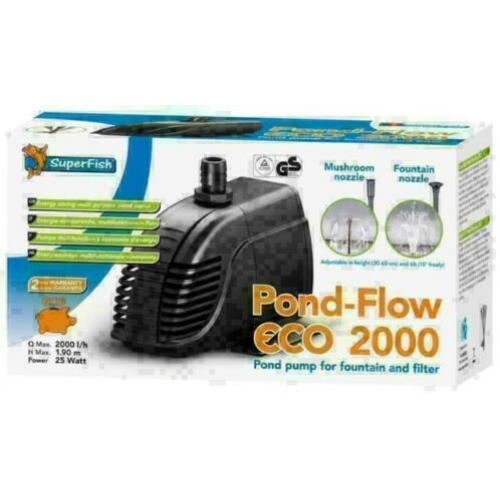 Pond Flow Eco vijverpomp