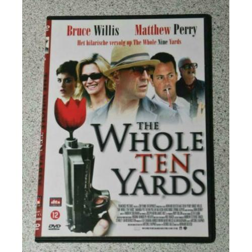 The whole ten yards. Actiekomedie met Bruce Willis.