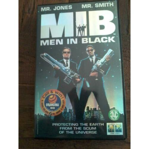 VHS Video Film Men in Black (Jola )