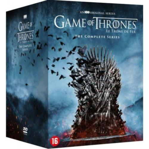 Game Of Thrones – The Complete Series (Seizoen 1 T/M 8)