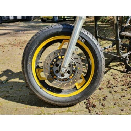 Bridgestone Battlax BT45F Motorbanden